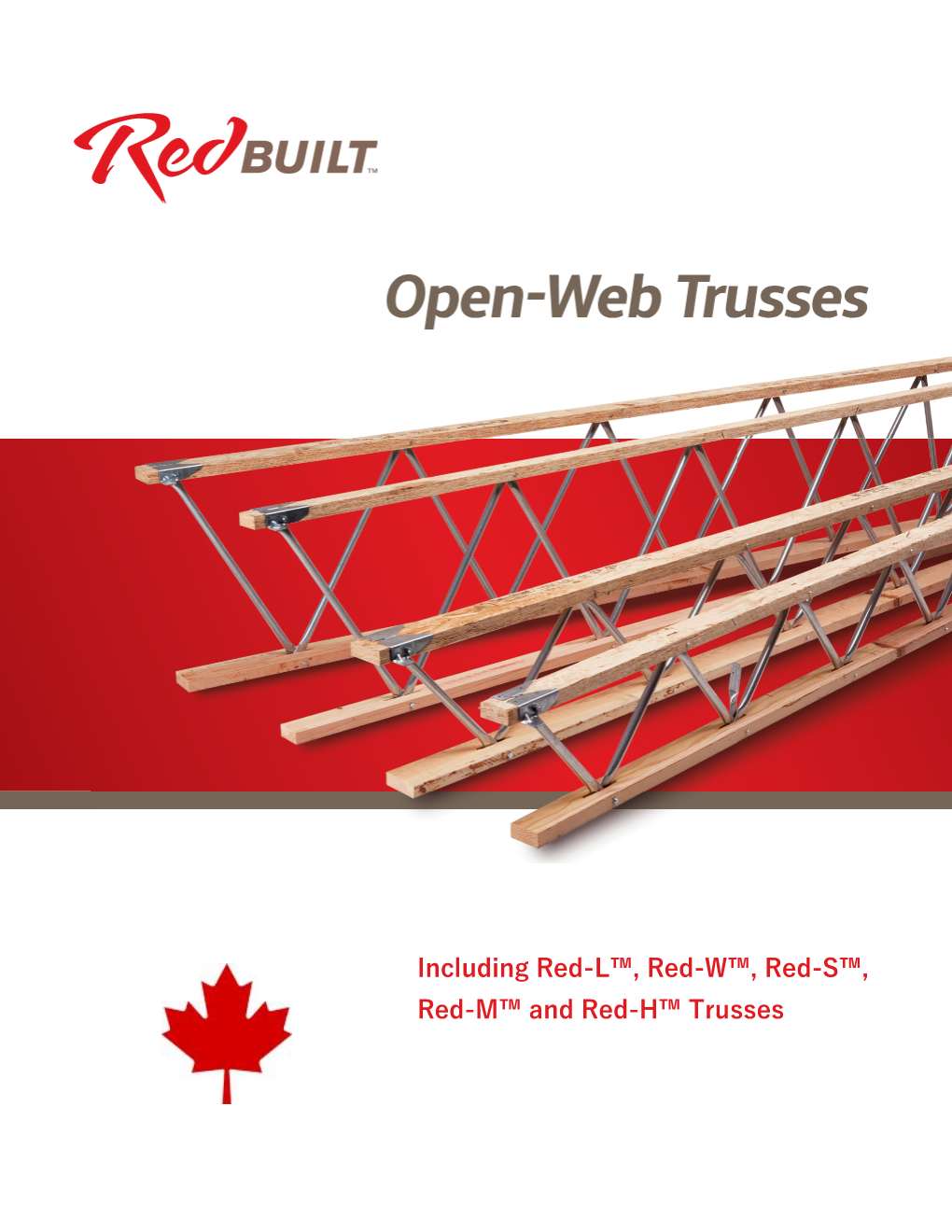 Open-Web Trusses (for Canada) Thumbnail