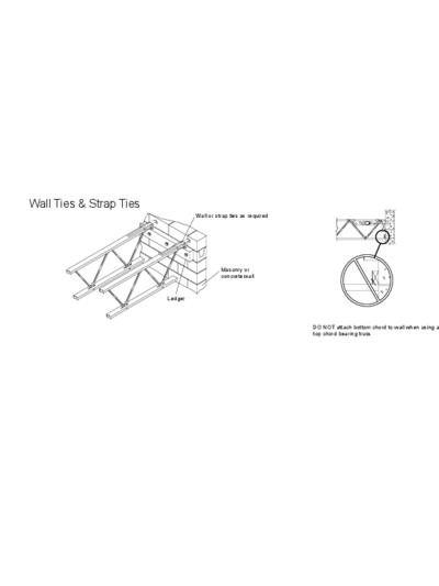 Wall Ties & Strap Ties (OW-58) Thumbnail