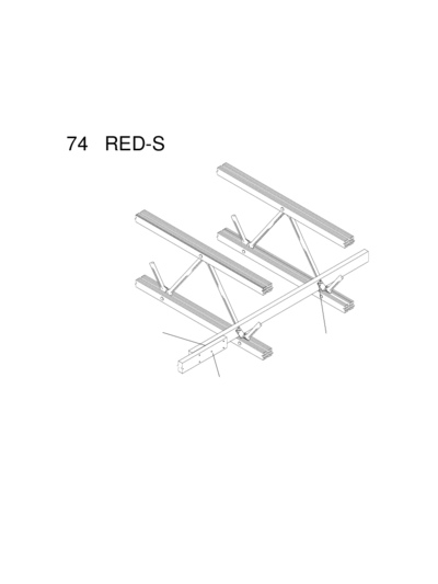 74 RED-S™ Trusses Thumbnail