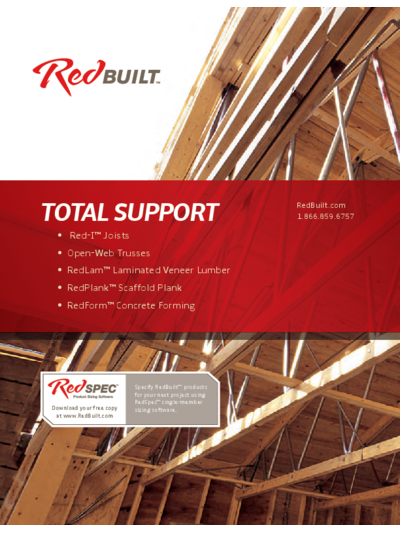Total Support Brochure Thumbnail