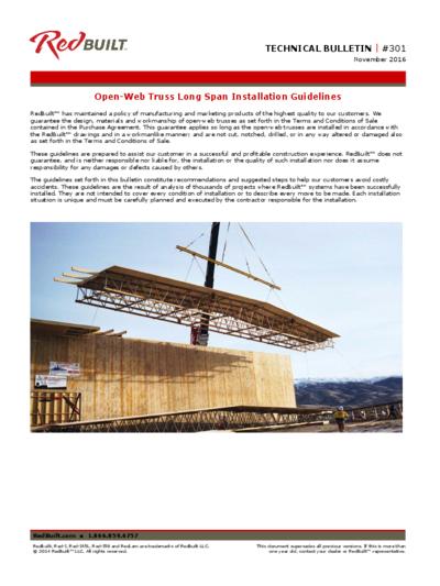 Long Span Installation Guide Thumbnail