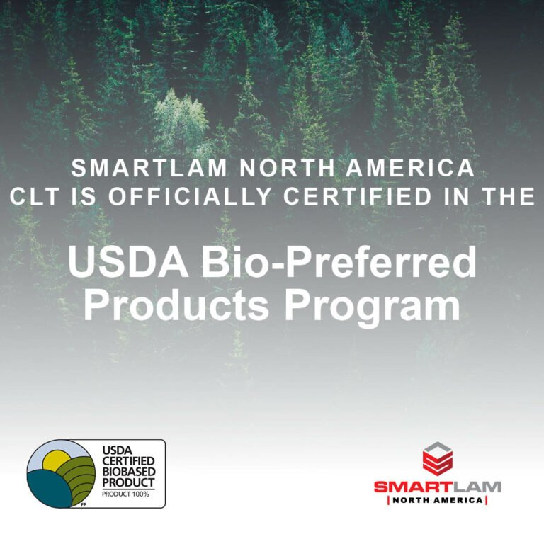 SmartLam – BioPreferred Press Release