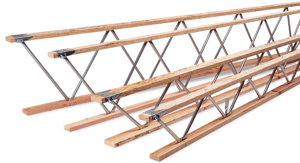 Open Web Floor Truss Roof Truss